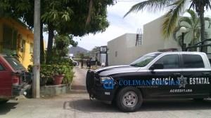 Balacera a unos metros del IMSS en Manzanillo2