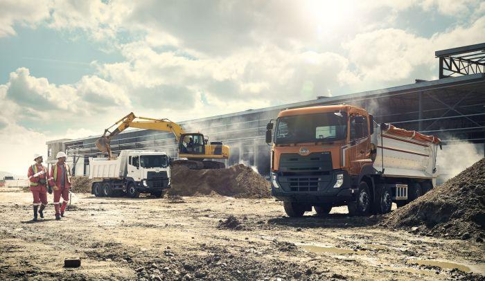 UD Trucks New Quester 3