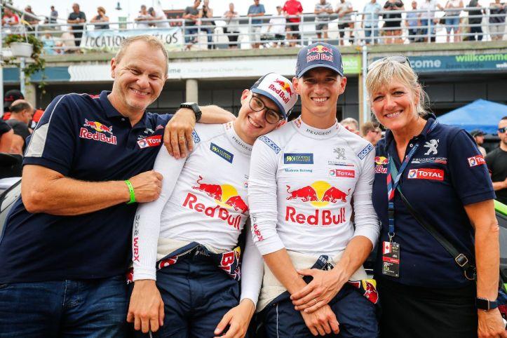 WRX Team Hansen