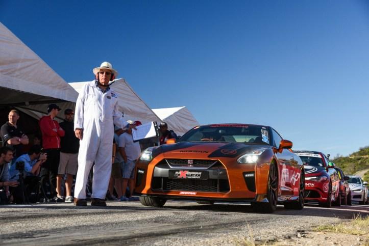 Reghard Roets - Nissan GT-R