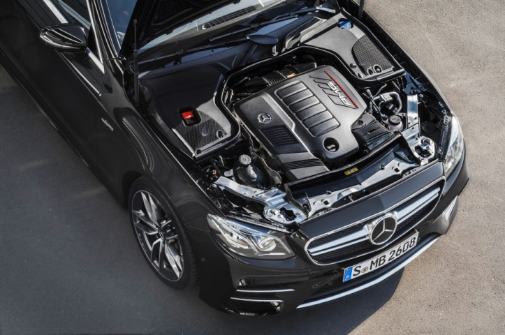 Mercedes-AMG E 53 4MATIC+ Cabriolet, A238, 2018  Mercedes-AMG E 53 4MATIC+ Cabriolet, A238, 2018