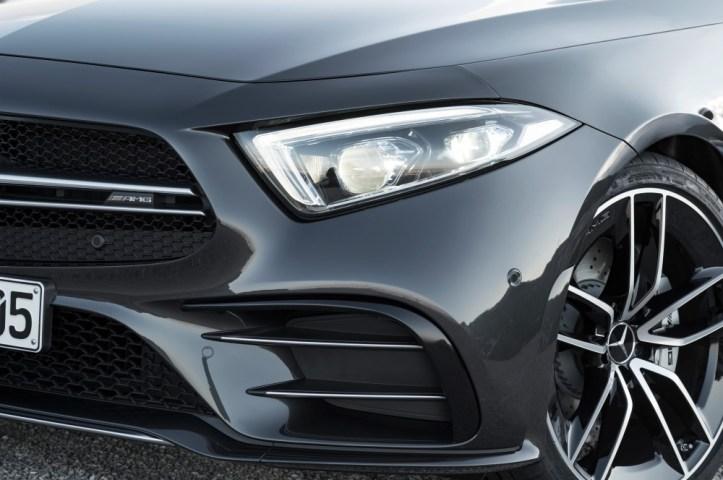 Mercedes-AMG CLS 53 4MATIC+, C257, 2018  Mercedes-AMG CLS 53 4MATIC+, C257, 2018