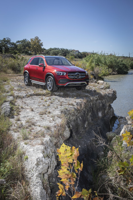 Der neue Mercedes-Benz GLE, San Antonio 2018  The new Mercedes-Benz GLE, San Antonio 2018