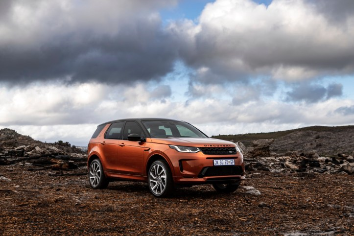 1. Discovery Sport Static