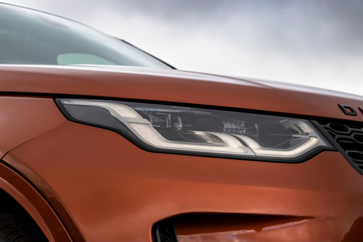 3. Discovery Sport Details