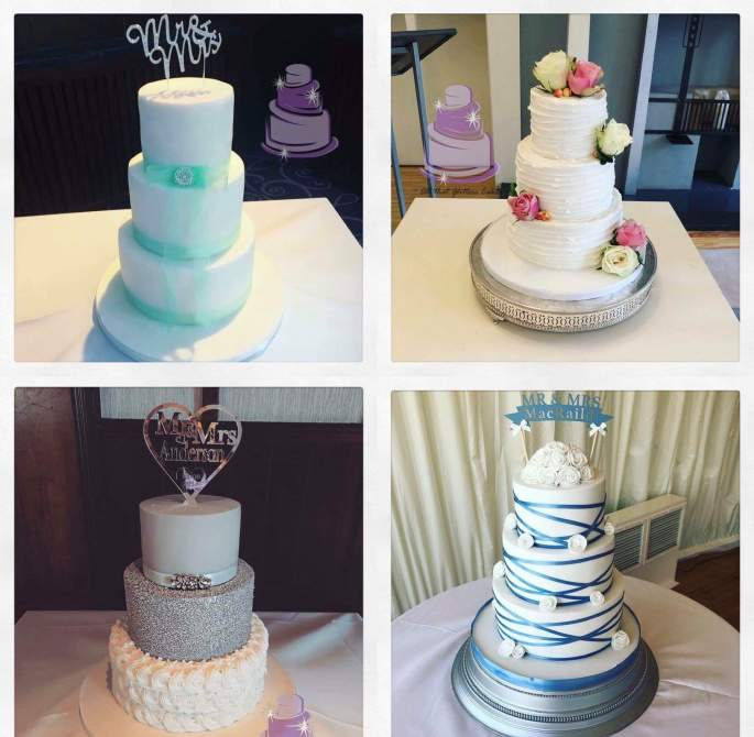 Wedding cake offer