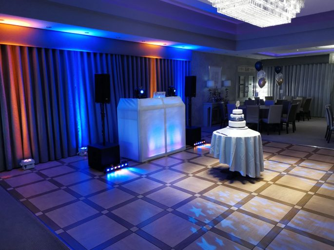 Wedding dj Ingliston Connemara