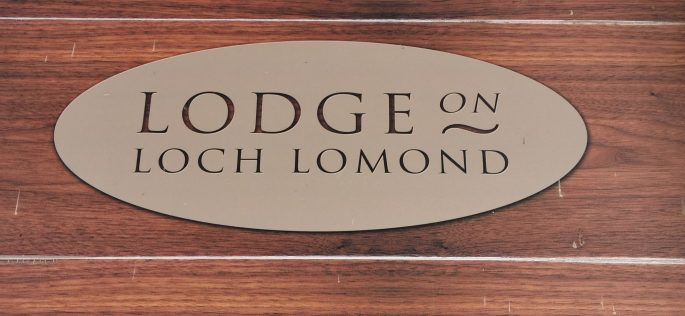 Lodge on the Loch