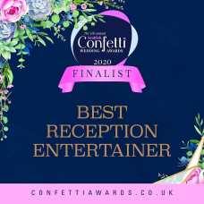 Confetti Awards Best DJ