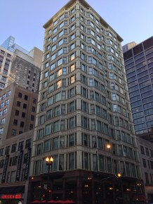 Reliance Building, 1895 - so beautifully light and elegant
