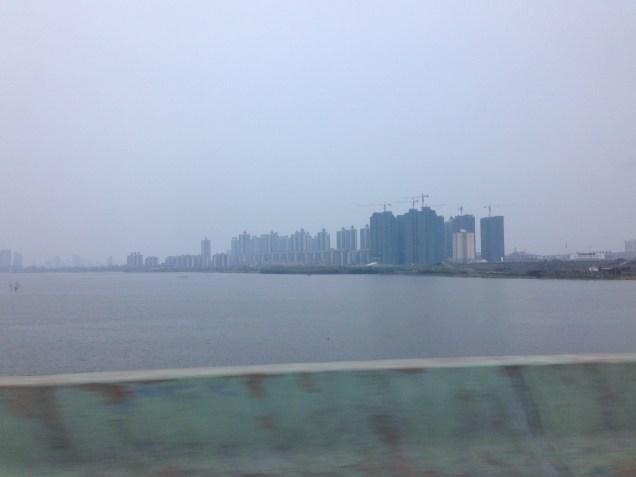 near Shanghai