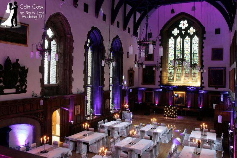 Durham-Castle-Wedding-Lighting-16