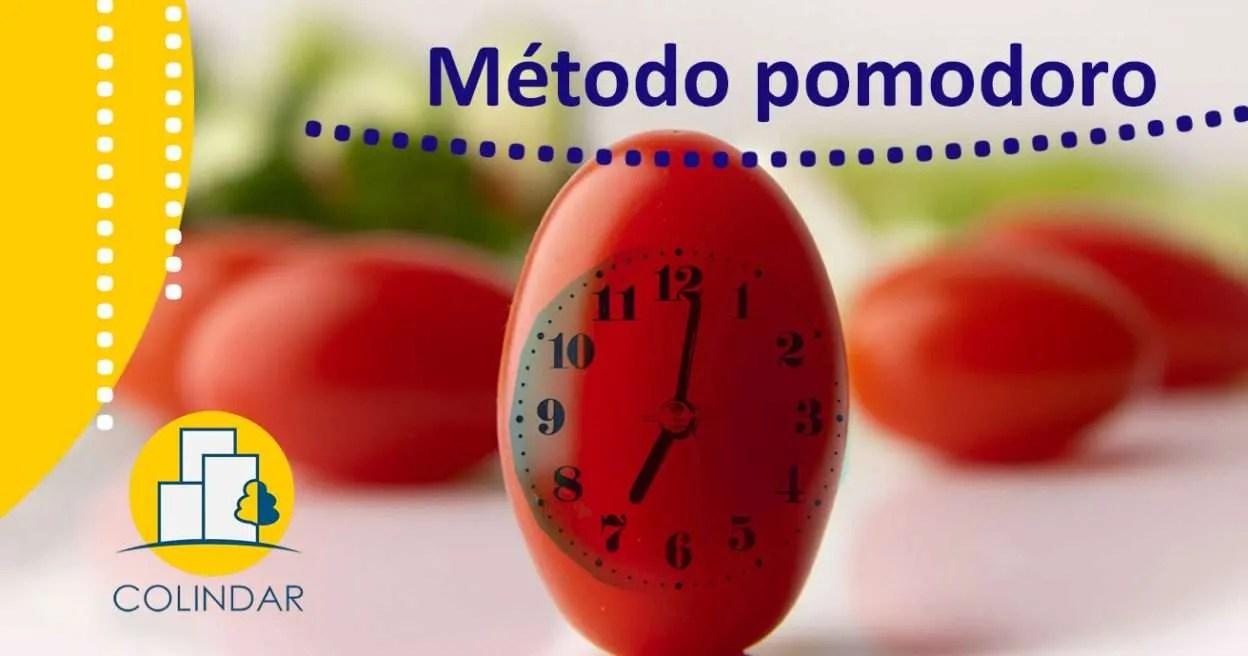 MetodoPomodoro y eficiencia