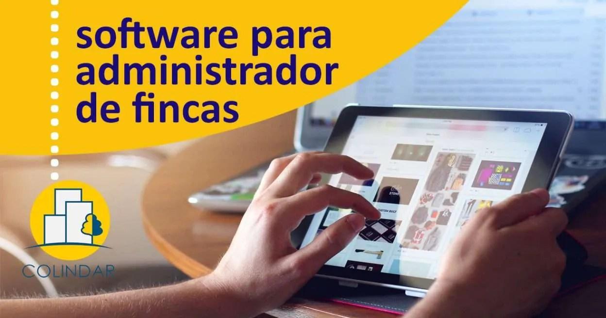 Software para Administrador de Fincas