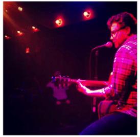 UCB East, NYC 2013
