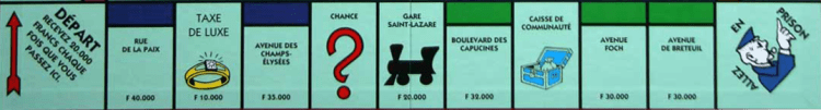 Monopoly - French version