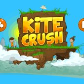 Kite Crush: Project management, UX and level design, copywriting