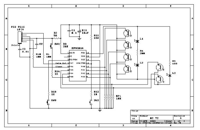 ps2 to usb keyboard wiring diagram - wiring diagram,