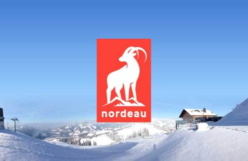 Nordeau, a mountain sports lifestyle brand