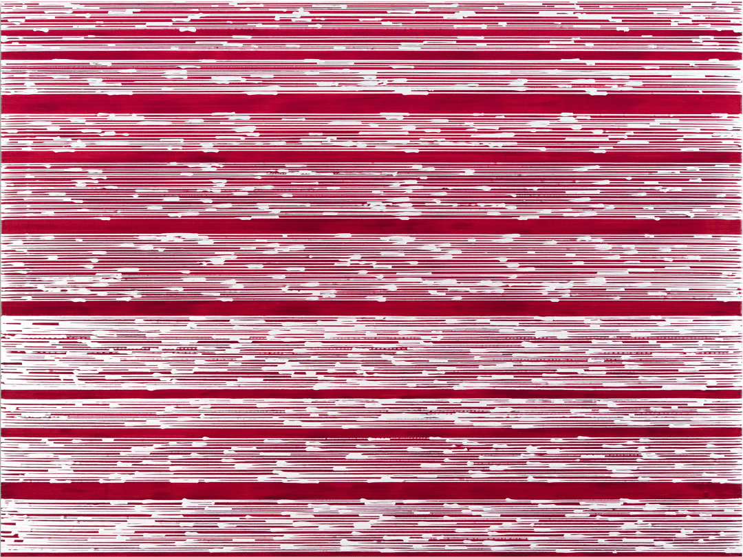 Interference Metallic Red White 2013