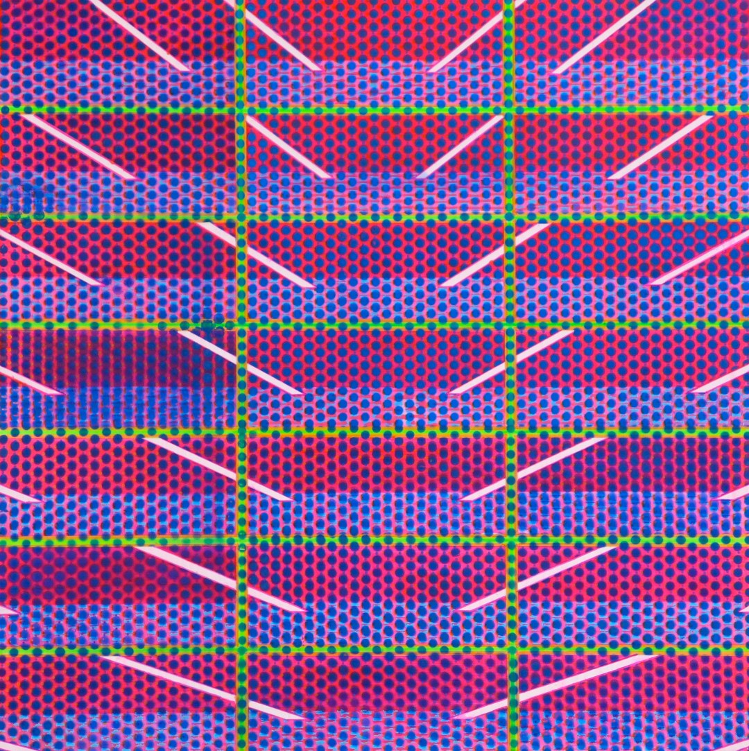 Prism Purple Magenta Green 2014