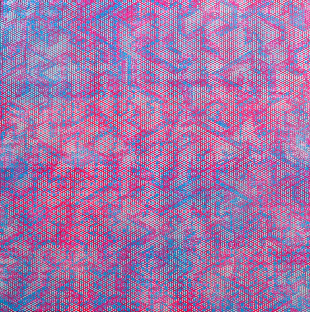 Synthesis Pink Blue 2015