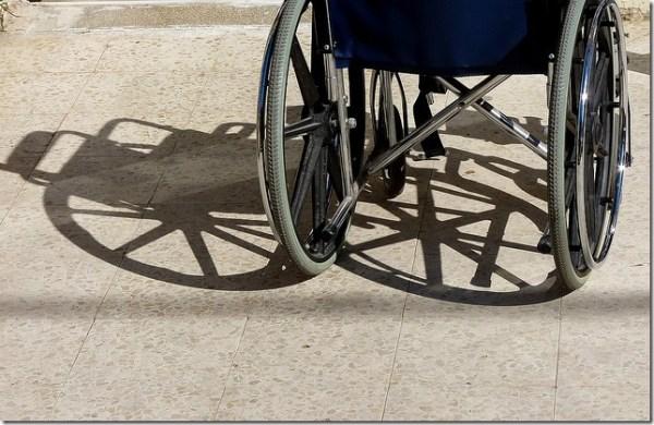 fauteuil roulant_Lesch-Nyhan