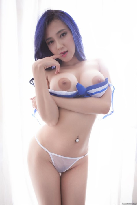 coreanas nuas