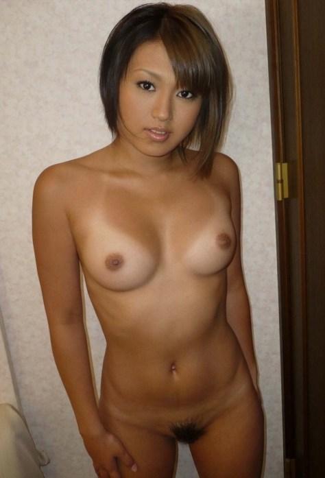 japonesa pelada