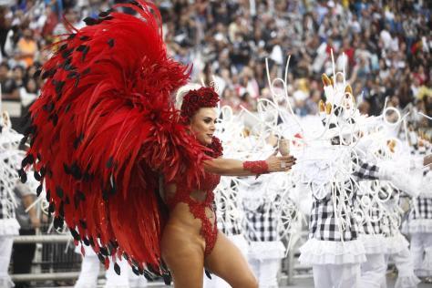Segundo dia de carnaval 2019