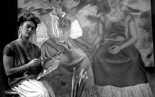 Frida Kahlo cumple 103 años