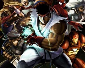 Se filtra lista completa de personajes de Marvel vs. Capcom 3