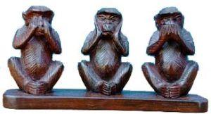 Los monos de la sabiduría