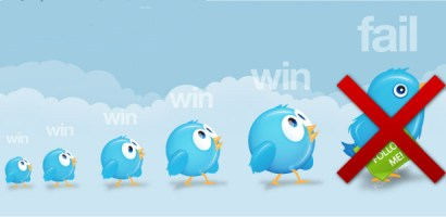 "Guía para usar Twitter de manera ""decente"""