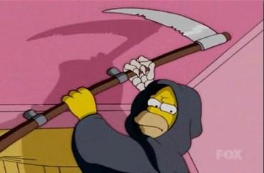 Bajo la sombra de Homero Simpson: Humberto Vélez