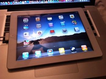 iPad 2, una semana después.
