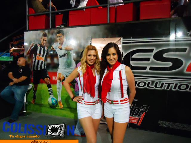 Edecanes PES 2012 EGS 2011