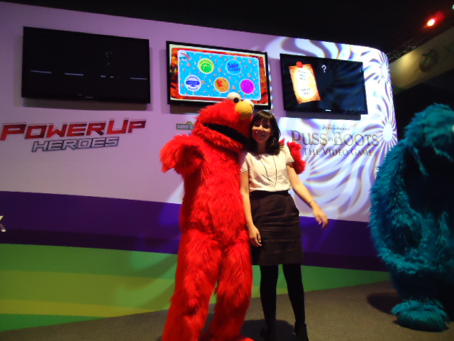 Elmo EGS 2011