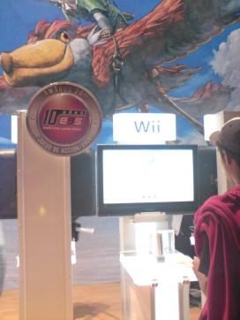 Legend of Zelda: Skyward Sword EGS 2011