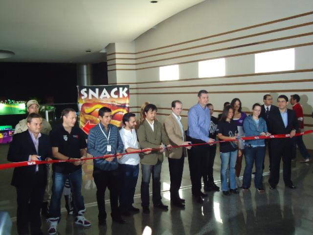 Inauguracion EGS 2011