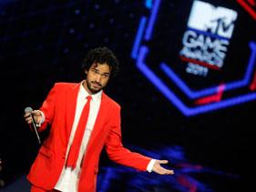 MTV video games awards Mexico City Poncho Herrera