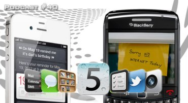 "Webnblog Podcast #40 ""Salida de iOS 5, nuevo iPhone 4S y Blackberry"""