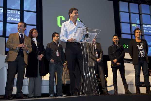 Inauguración de Aldea Digital 2