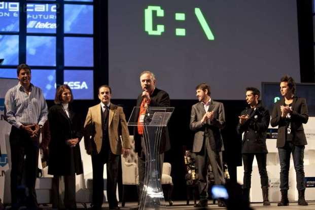 La inauguración de Aldea Digital 2