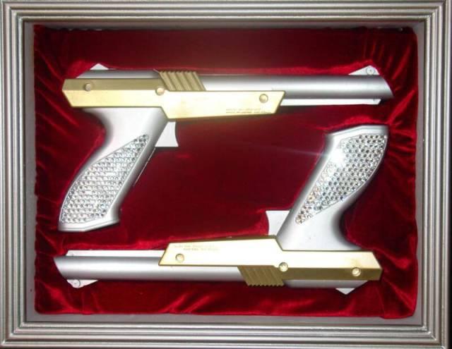 Pistolas lujosas por Peter Gronquist
