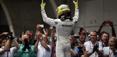 Nico Rosberg gana en el GP de China