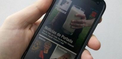 Reseña de Flipboard Beta para Android