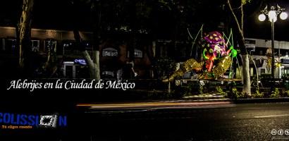 Alebrijes en la Ciudad de México