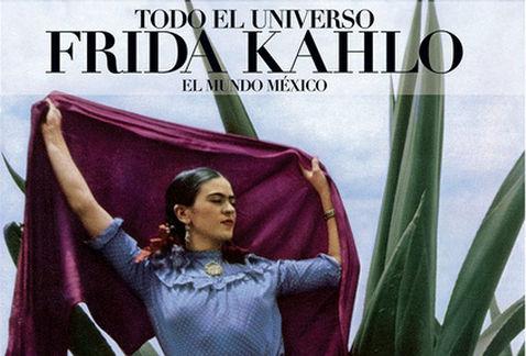 Todo el Universo Frida Kahlo el mundo México
