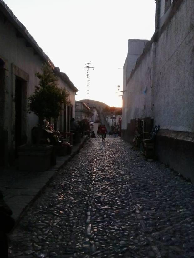 Calles de Real de Catorce